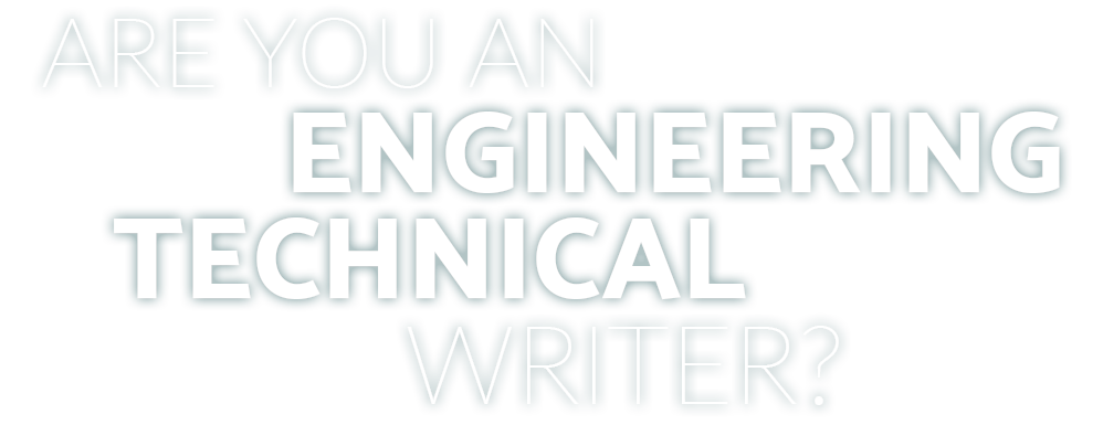 Technical Writing, Documentation, Consulting & Training